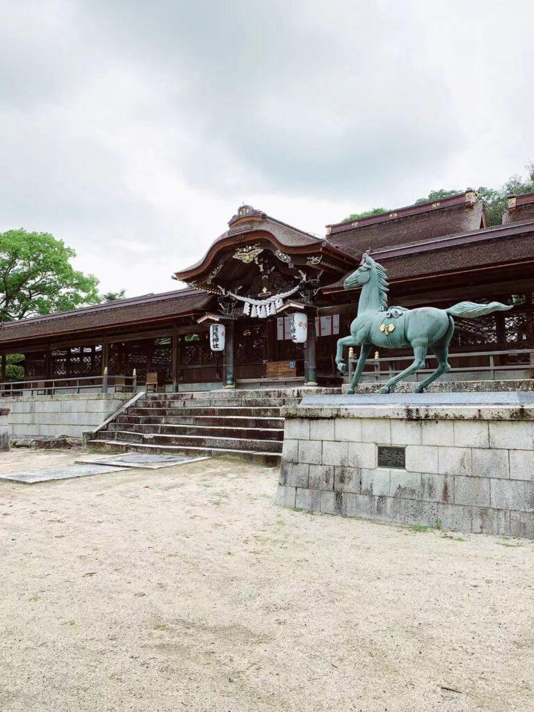 室津 賀茂神社